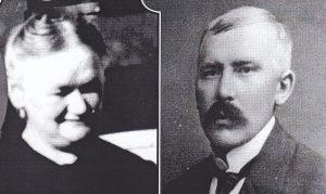 Adolf und Alwine Rohlf: Gründer der Bäckerei
