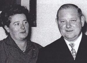 Heinrich und Paula Rohlf: Nachfolger der Gründer der Bäckerei