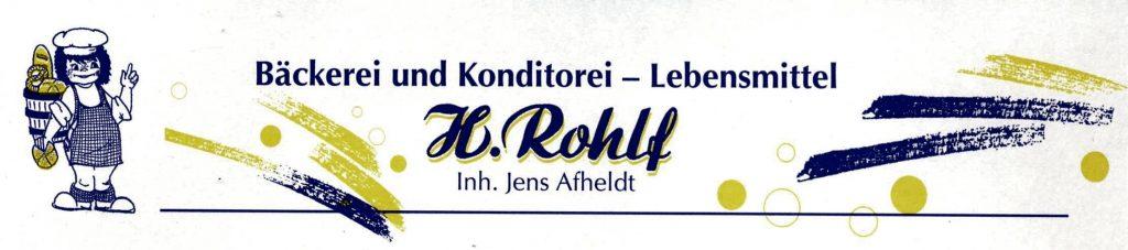 Logo Bäckerei Rohlf