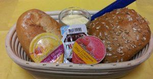 Bäckerei Rohlf Produkte: Brötchen